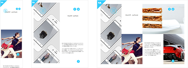 Warp Japan