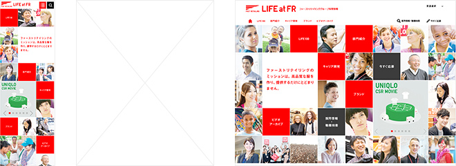LIFE at FR   ファーストリテイリンググループ採用情報