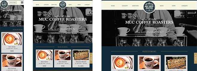 MUC COFFEE ROASTERS