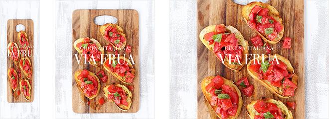 Via Frua | 緒方美智子のイタリア料理教室