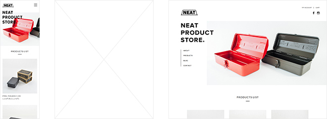 NEAT PRODUCT STORE