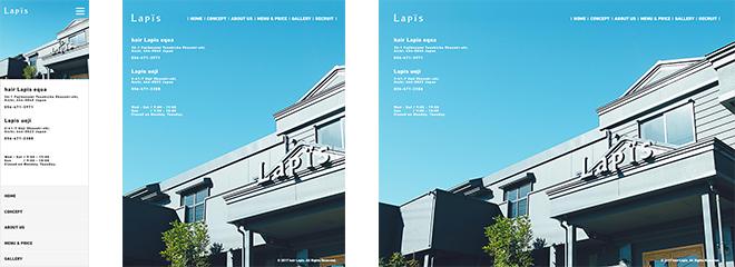 hair Lapis