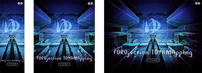 FUROjection TOYAMApping