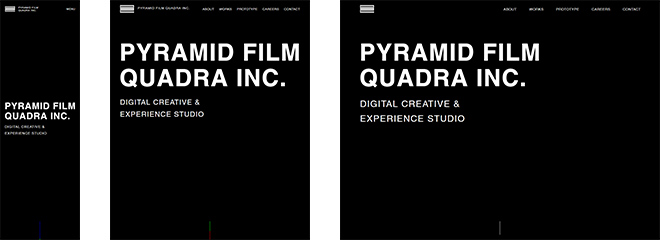 PYRAMID FILM QUADRA INC