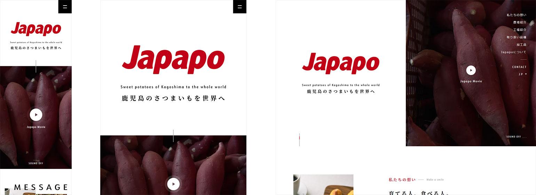 Japan potato