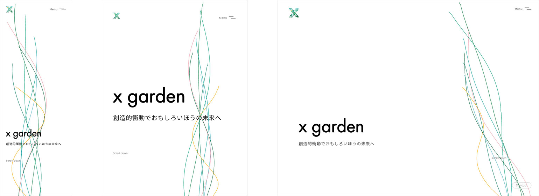 x garden